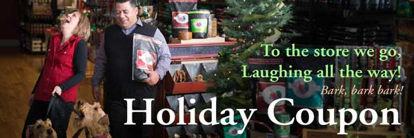 Laughing all the way - Holiday Coupon