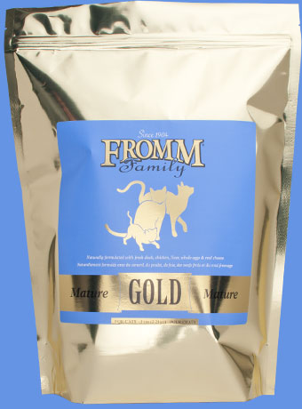 Mature Gold Cat Food Fromm Family Foods