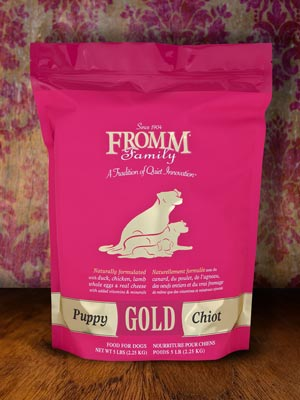 Heartland Gold Puppy Grain Free Dog Food Fromm Family Foods