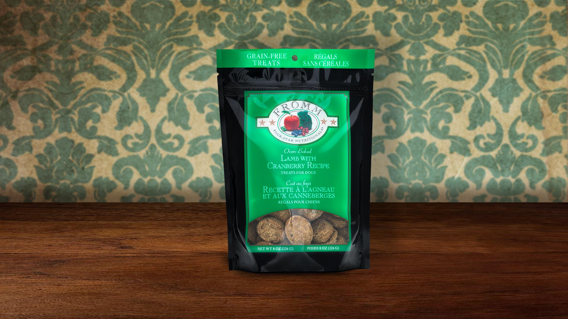 Lamb With Cranberry Recipe Dog Treats Fromm Family Foods