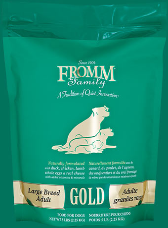 Large Breed Adult Dog Food Fromm Family Foods