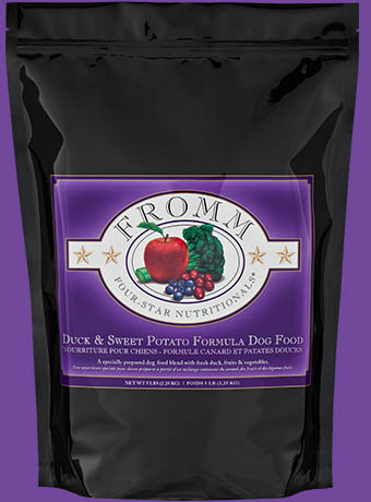 Duck Amp Sweet Potato Dog Food Fromm Family Foods