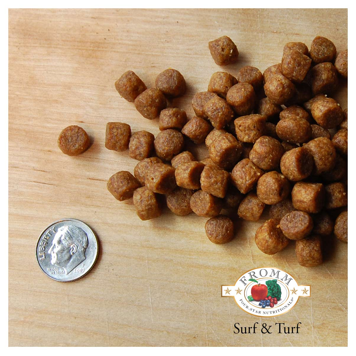 Surf Amp Turf Dog Food Fromm Family Foods